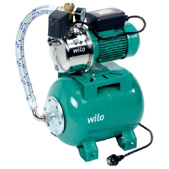 Автоматическая насосная станция WILO HWJ 204 (Германия)