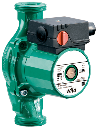 Циркуляционные насосы Wilo STAR-RS 30/2