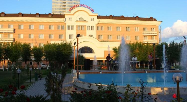Гостиница Атырау